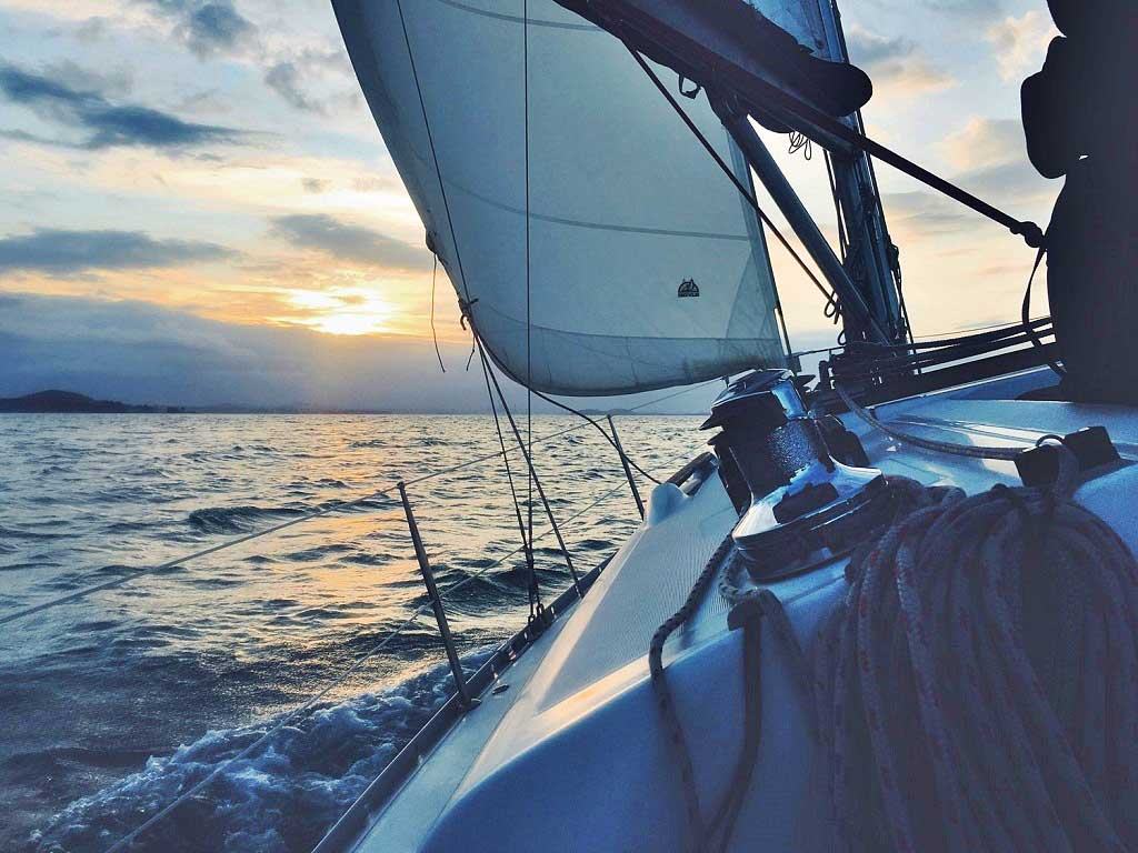 First-hand story about yacht charter holiday in Croatia