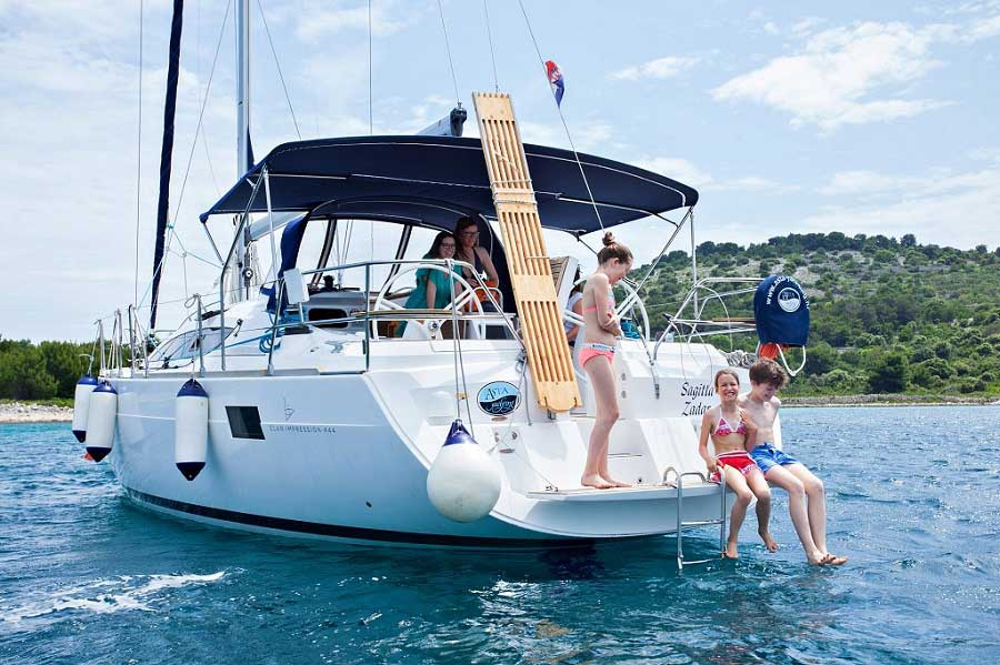 What can your children learn during sailing holiday in Croatia